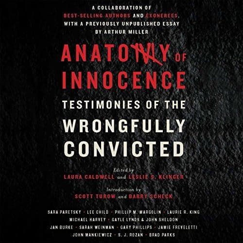 Anatomy of Innocence: Testimonies of the Wrongfully Convicted - FREE Audiobook series @ Audible / The Other America - A Speech from The Radical King - FREE pre-order @ Audible