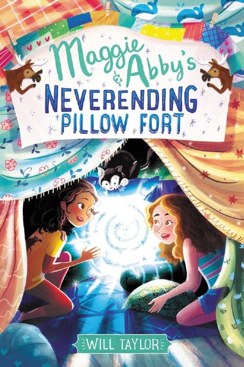 Maggie & Abby's Neverending Pillow Fort - $0.01 Audiobook pre-order @ Audible or Amazon