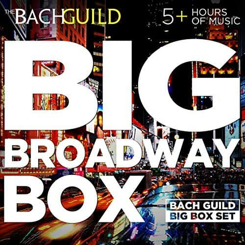 Big Box of Broadway - $0 99 MP3 album @ Amazon and Google Play