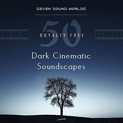 50 Royalty Free Dark Cinematic Soundscapes - FREE MP3 album @ Amazon