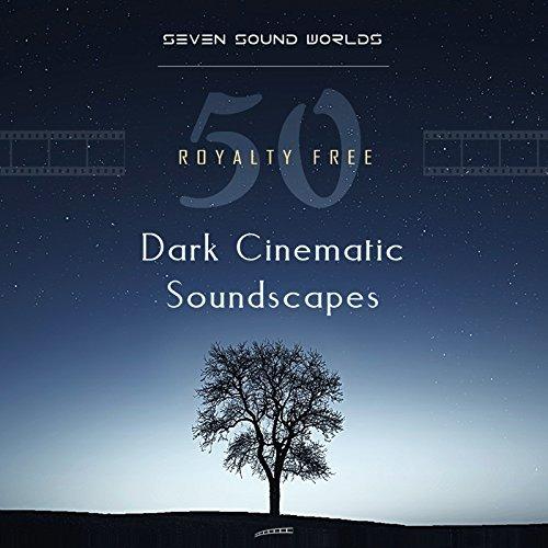 50 Royalty Free Dark Cinematic Soundscapes - FREE MP3 album