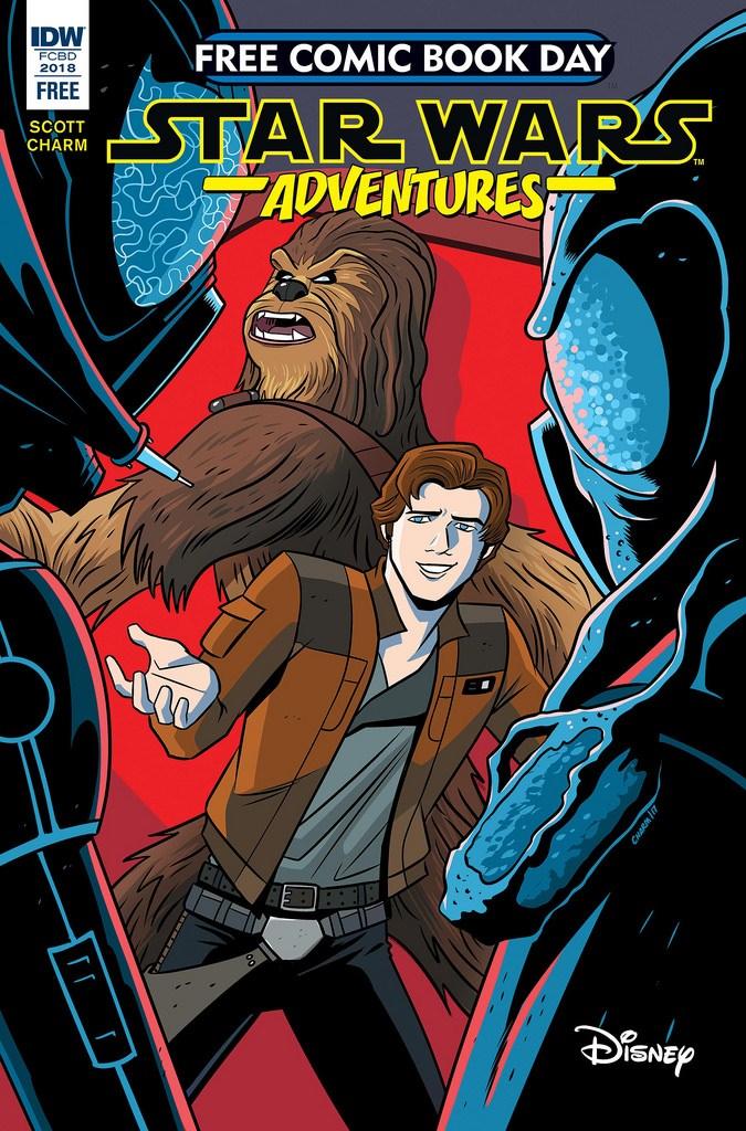 FREE Kindle eBooks June 27th - Star Wars Adventures FCBD