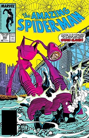 FREE comics @ Comixology - Amazing Spider-Man (1963-1998