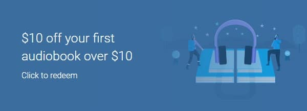 $10 off your first audiobook over $10, or $5 off your first audiobook over $5 @ Google Play - YMMV