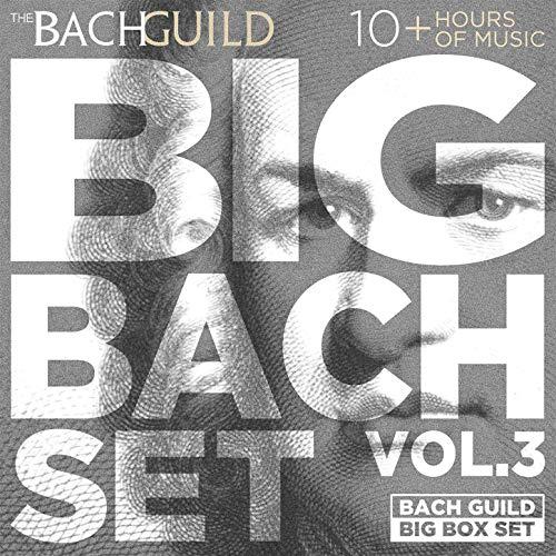 Big Bach Set, Volume 3 - $0 99 MP3 album @ Amazon + FREE