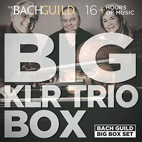 Big KLR Trio Box (16+ hours of piano trio classical music