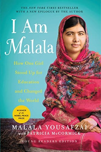 FREE Kindle ebooks - I Am Malala (Young Readers Edition) and more + FREE Disney ebooks for Nook