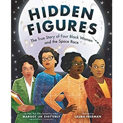 Hidden Figures, Guinness World Records: Wacky and Wild! and more - $0.49 Kindle ebooks @ Amazon