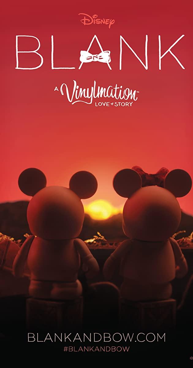 Blank: A Vinylmation Love Story (Disney) - FREE digital movie short @ Google Play + FREE Disney ebooks