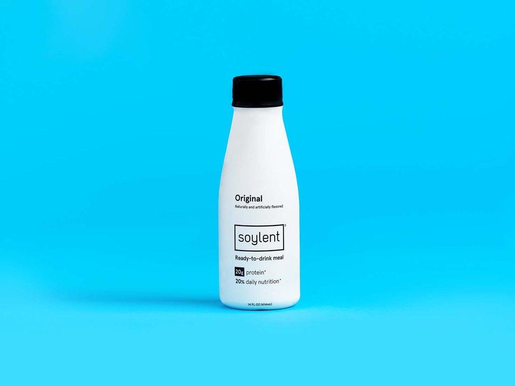 Soylent $20 - 12 Bottles 14 fl oz $1.66 Per Bottle