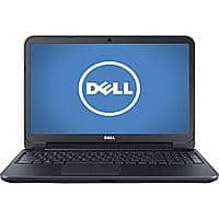 "Sears Deal: Dell Inspiron 15.6"" Notebook Laptop with Intel Celeron Dual Core N2830 Processor $199.99 + $80 or more back in SYWR Instore Pickup Only Sears"