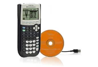 TI-84 Plus Graphing Calculator $34.47 or $24.47 AC @ Radioshack B&M