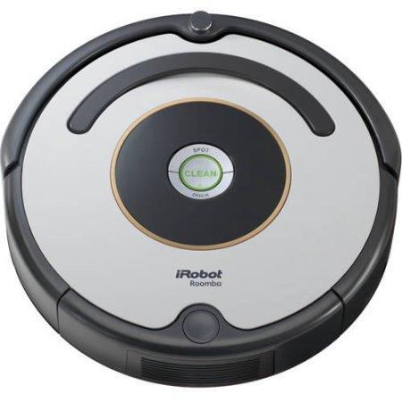 iRobot Roomba 618 Vacuuming Robot $150 Walmart Instore Only YMMV