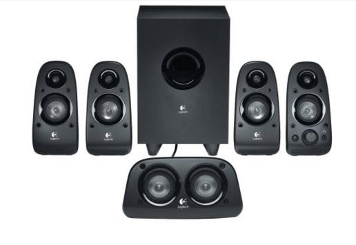 Logitech Z506 Speakers $35 Walmart B&M YMMV