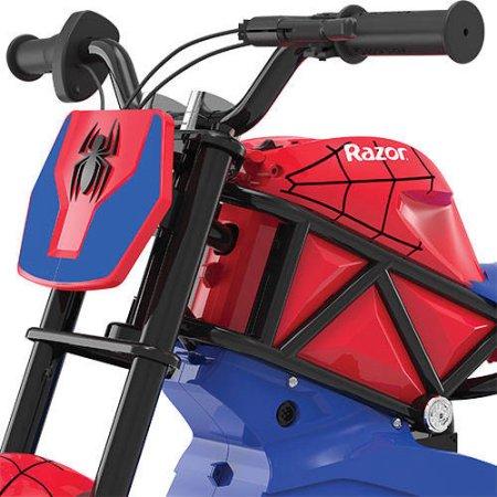 Razor Spider-Man RSF350 24volt Bike $75 @walmart Instore Pickup Only YMMV