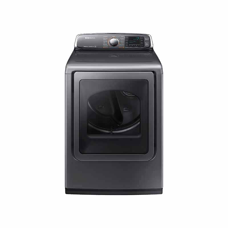 Samsung 7.4 cu. ft. Large Capacity Electric Front Load Dryer - Platinum or White $349 FRYS Instore Pick up Only YMMV