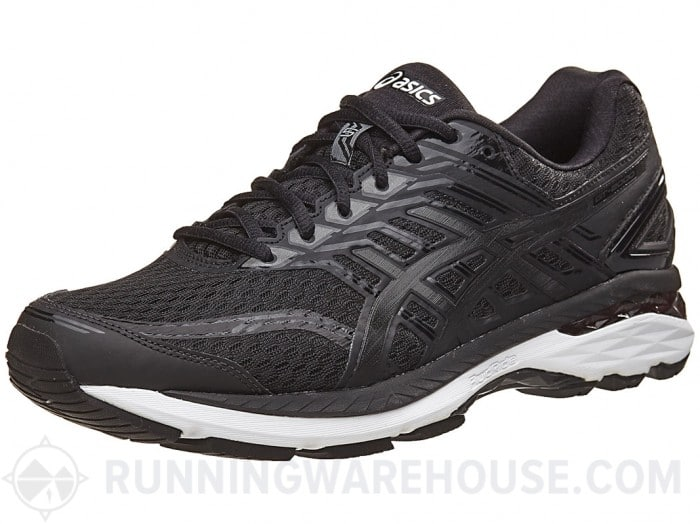 ASICS GT 2000 5 Men's Shoes Black $46.65 AC shipped @ Running warehouse