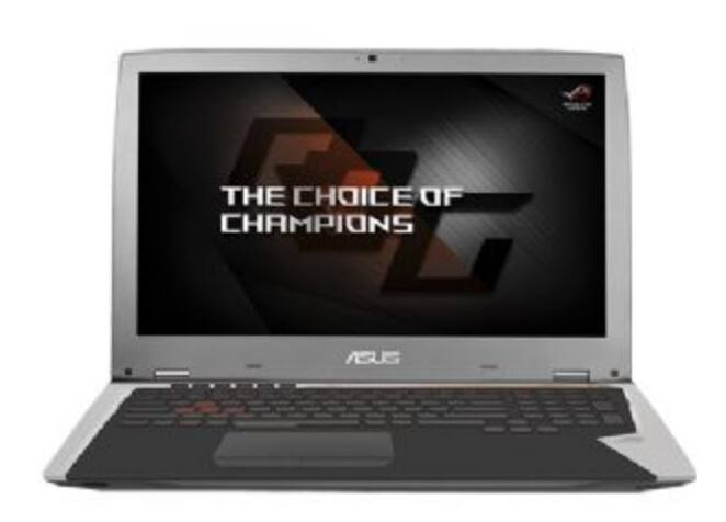 "Asus ROG i7 6820hk, 32gb ram, GTX 1080, 512gb ssd, backlit keyboard, 17.3"" FHD gaming laptop $2200"