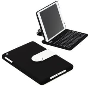 SHARKK® Apple iPad Mini 3 Bluetooth Keyboard Case $6.99 AC at Amazon FS prime