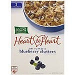 Kashi Cereal Oat Flakes and Blueberry (Pack of 10) $22 or Less w/ S&S