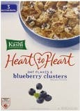 Amazon Deal: Kashi Cereal Oat Flakes and Blueberry (Pack of 10) $22 or Less w/ S&S