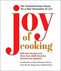 Publisher eBook Sale - Joy of Cooking: 2019 Edition Fully Revised and Updated - $2.99