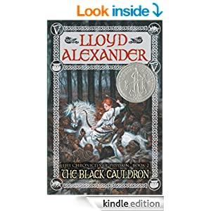 Kindle Classic Fantasy eBook: The Black Cauldron by Lloyd Alexander - Amazon, Google Play, B&N Nook, Apple Books and Kobo $2.99