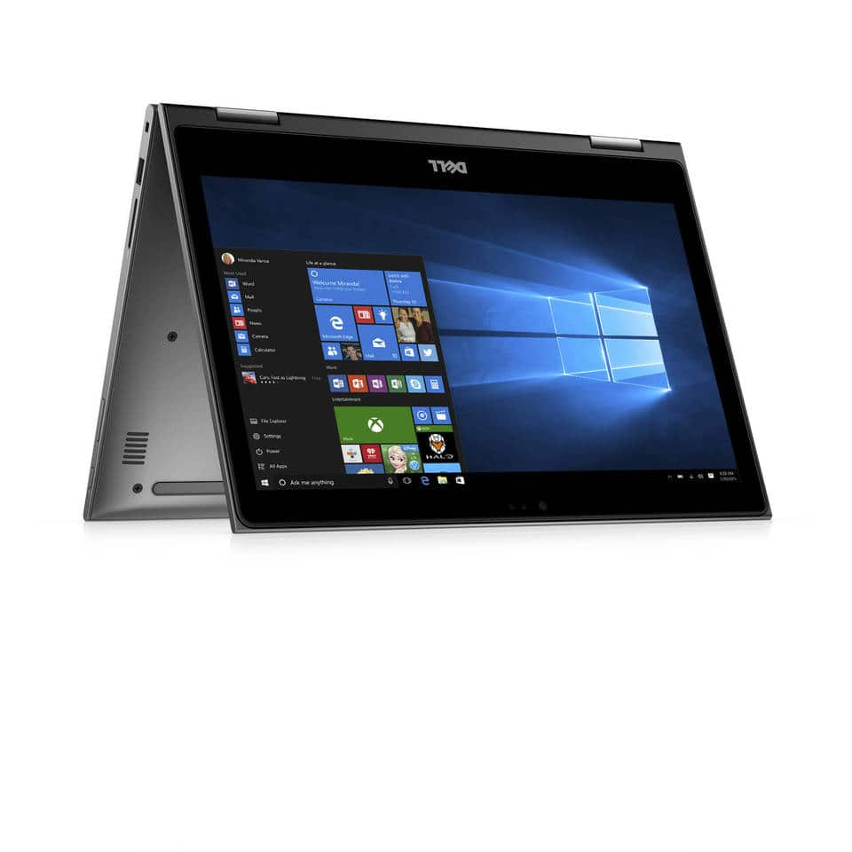 "Dell Inspiron 13 5000 Series 2-In-1 Laptop, 13.3"" Touch Screen, i5, 8GB, 256GB SSD, Windows 10 ($599.99 +tax, free shipping)"