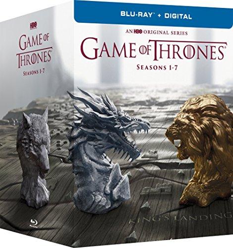 Game of Thrones: The Complete Seasons 1-7 Digital Blu-Ray $94.95