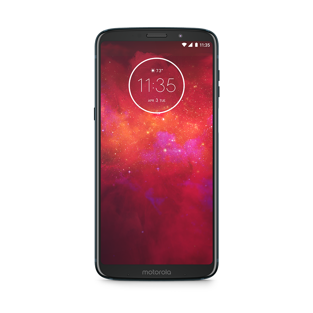 32GB  Unlocked Moto Z3 Play  + Moto Mod Accessory $149.99