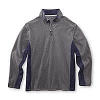 Sears Deal: NordicTrack Microfleece 1/4 Zip $7.99  (plus tax)with in store pick up YMMV
