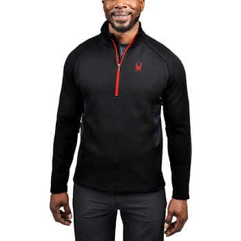 Mens Spyder Outbound 1/2 Zip Jacket>>>>>Members only>>>>  $39.99 in store or free shipping