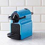 Nespresso Inissia Espresso Maker (blue)  $63 + Free Shipping