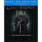 Game of Thrones Season 1 bluray $8.99 new, $3.99 shipping from 3rd party seller on amazon