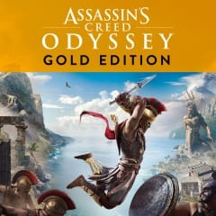 Assassins Creed:  Odyssey Gold - $25, Ultimate Edition - $30 - PS Store
