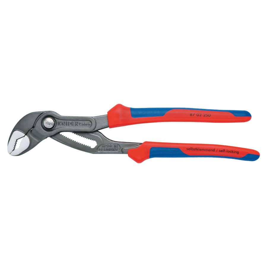 Knipex 10 Inch Cobra Pliers with Commfort Grip 29.99 @ Amazon $29.99
