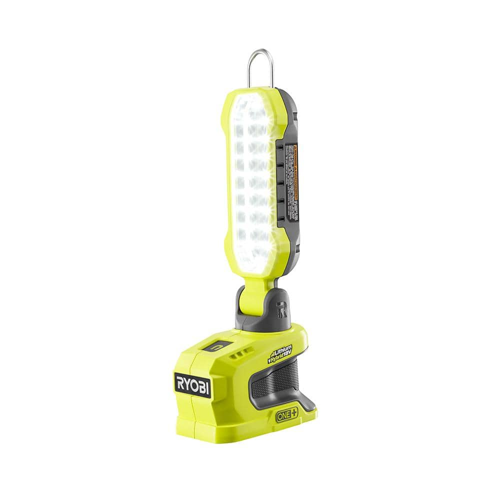 RYOBI ONE+ 18 Volt Hybrid LED Project Light (Certified Pre-owned) $22.49 + $7 Shipping at Direct Tools $29.49