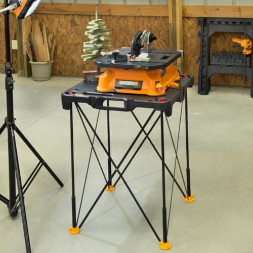 WORX WX066 Sidekick Portable Tailgate Work Table 47.99 with Free Shipping at Worx's Ebay Store $47.99