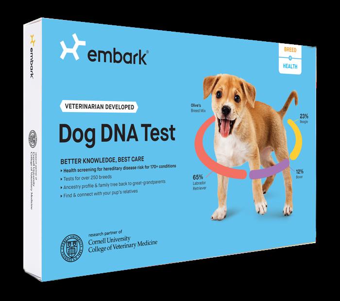Embark Pet Breed + Health Kit $129