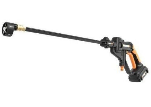 WORX Hydroshot 20V PowerShare Cordless Portable Power Cleaner & Cordless Blower/Sweeper (Refurbished) $35.99