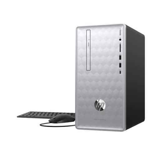HP Pavilion 590-p0056 Desktop PC, 8th Gen Intel® Core™ i5, 8GB Memory, 1TB Hard Drive, Windows® 10 Home, GeForce GTX 1050 Item # 6933736 $542.49