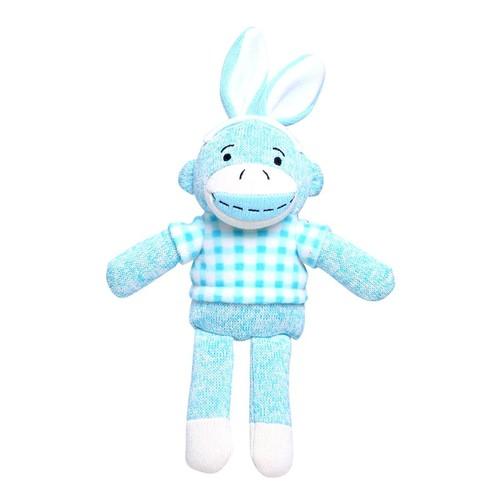 Ultra Soft Stuffed Animal Plush Toys (Monkey & Giraffe) $5.99