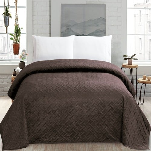 Super Soft Solid Blanket Microplush Full Queen Size Quilt Winter Comforter (Various Color) $13.5