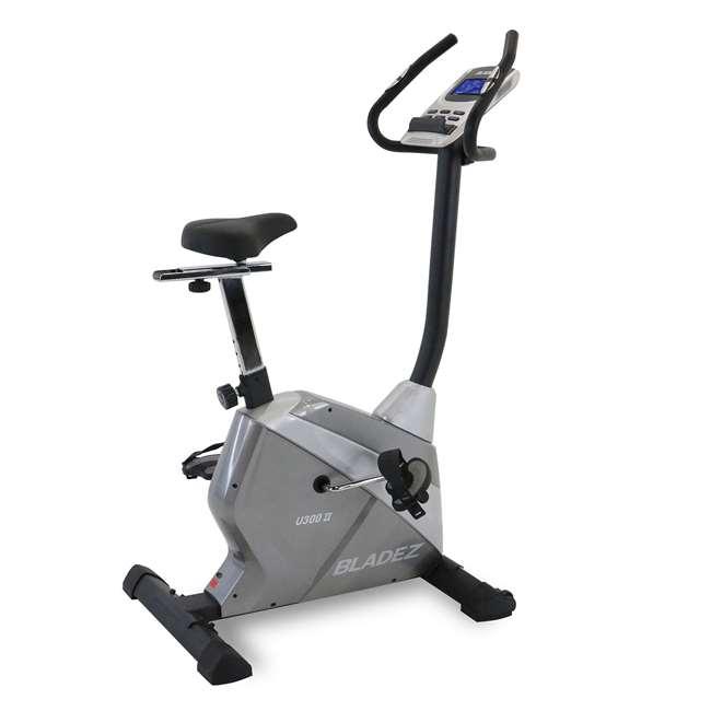 Bladez Magnetic Resistance U300II Stationary Upright Exercise Bike, 23 presets, pulse - $91.69 free s/h