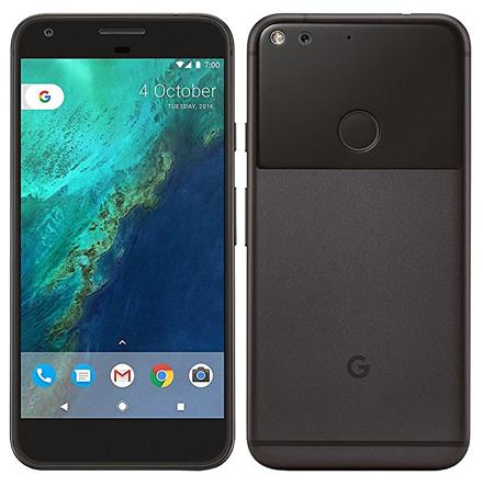Google Pixel 128GB Smartphone (Unlocked, Quite Black) $369.99 at B&H Photo Video