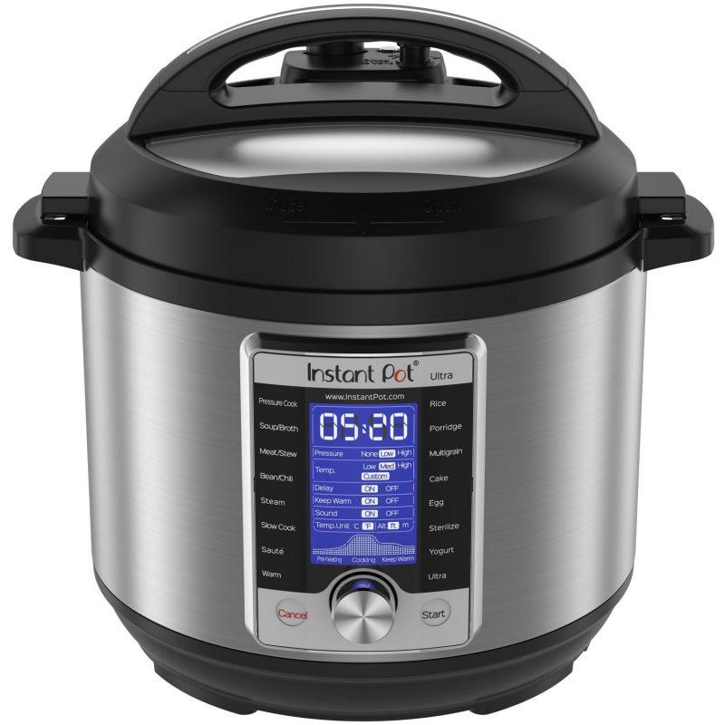 6qt Instant Pot Ultra 10-in-1 Steel Multi Cooker $99