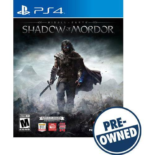 Free Shadows of Mordor plus $1 GameStop Credit