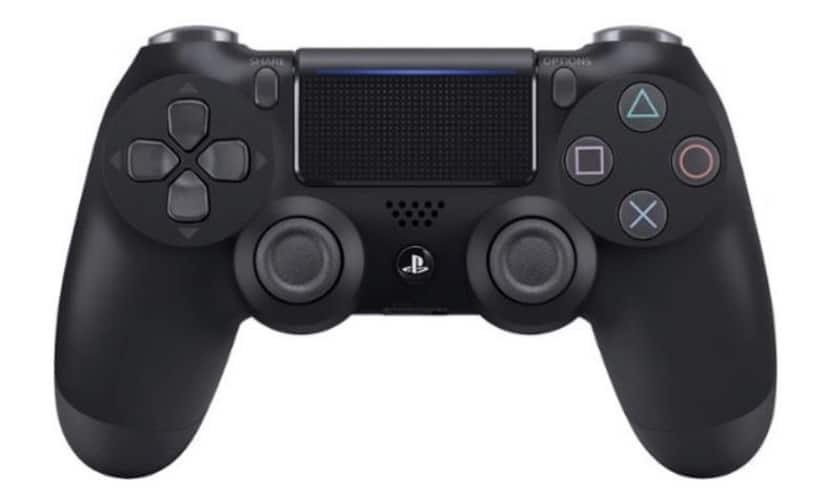 [Facebook/Big Dog Retail] Sony - DualShock 4 Wireless Controller for Sony PlayStation 4 - Jet Black $27.99