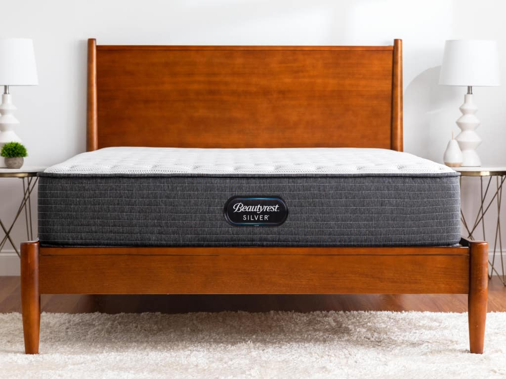 """Simmons Beautyrest BR800 & BRS900 11.75"""" Pocketed Coil & Foam Mattress 