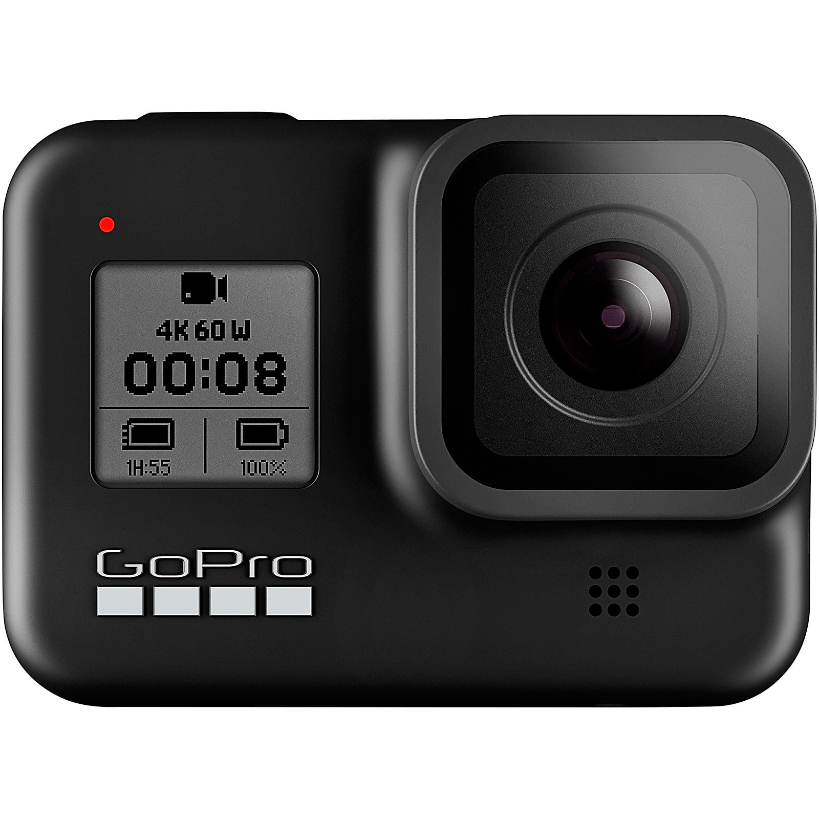 Gopro Hero 8 Black $289.99 free shipping from Musician's Friend